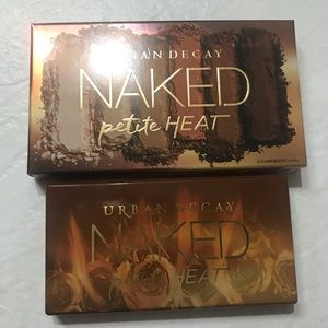 Urban Decay Naked Petite Heat, NWOT
